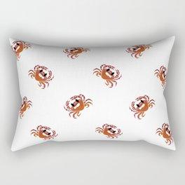 Crab Crab Rectangular Pillow