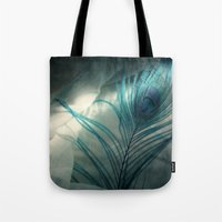 the mortal instruments Tote Bags featuring Vigilant Mortal by KunstFabrik_StaticMovement Manu Jobst