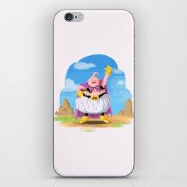 Majin buu iPhone Skin