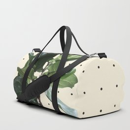 Home Ficus Duffle Bag