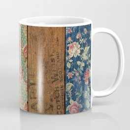 Barroco Style Coffee Mug