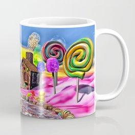 Pink Candyland Coffee Mug