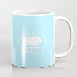 A GREAT WHEEK Coffee Mug