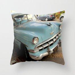 Keep On Smilin' Throw Pillow