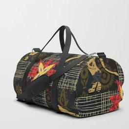Safari World Animals Duffle Bag