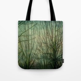 WINTER IN TOWN Tote Bag