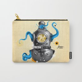 FRESH OCTOPUS Carry-All Pouch