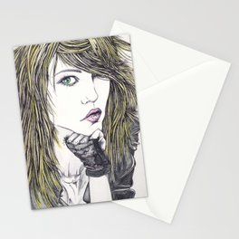 Sascha Stationery Cards