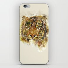Geo Tiger iPhone & iPod Skin