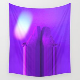 Go play with the Force! Wall Tapestry