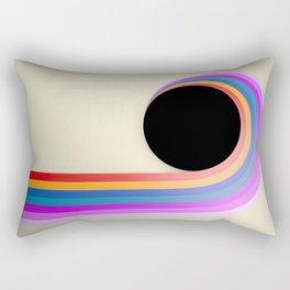 Into the Black Hole Rectangular Pillow