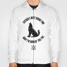 Howlin' For You Print Hoody