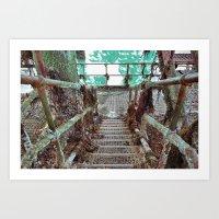 marina and the diamonds Art Prints featuring Marina by chloemaylor
