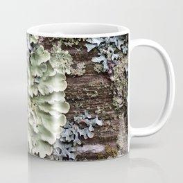 Nature's Fence Flowers Coffee Mug