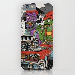 Cheech & Chong   Love Machine iPhone Case
