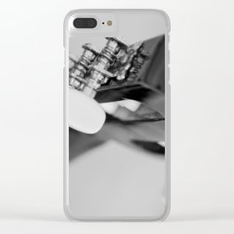 Headstock Clear iPhone Case