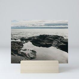 Lake Superior Tofte, Minnesota | Nature and Landscape Photography Mini Art Print
