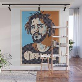 Mr.Cole ( HIP-HOPE Series ) Wall Mural