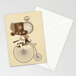Steam Punked Stationery Cards