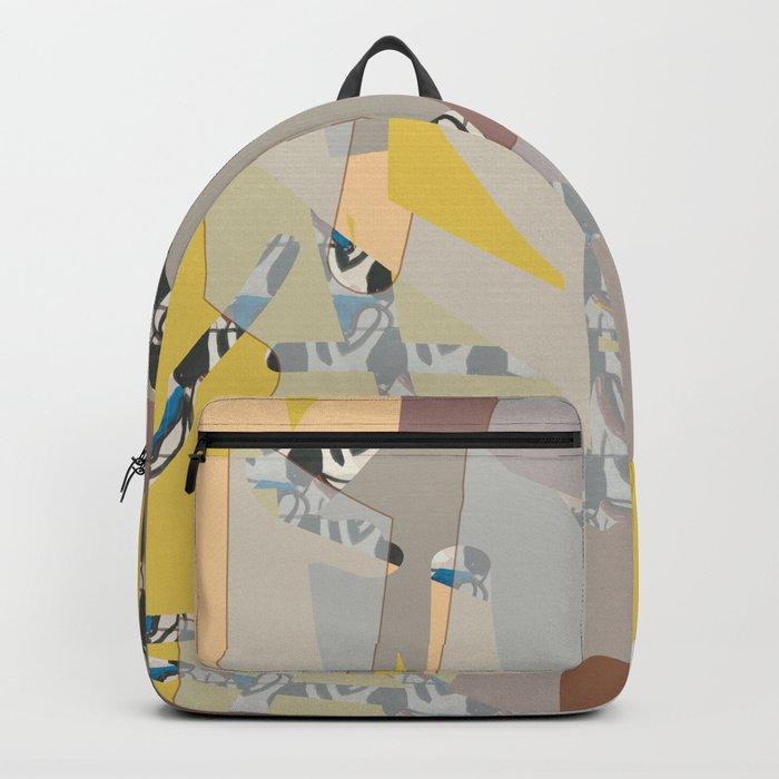 Lifescape fragments Backpack