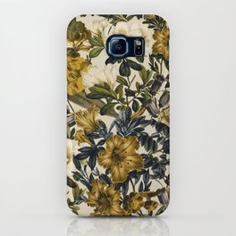 Warm Winter Garden iPhone Case