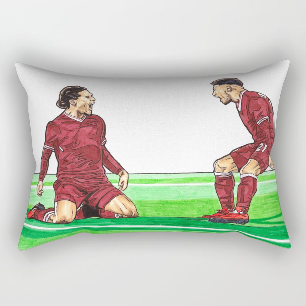 Cup Winner Rectangular Pillow RPW9027155
