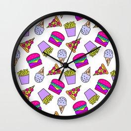 JUNKY BREWSTER Wall Clock