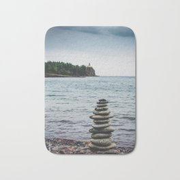 All Stacked Bath Mat