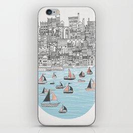 Joppa iPhone Skin