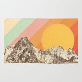 Mountainscape 1 Rug
