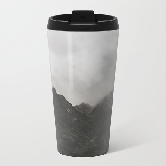 New Zealand Metal Travel Mug