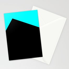 Government Warning #1 Stationery Cards