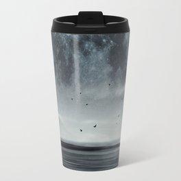 oceans of tranquility Travel Mug