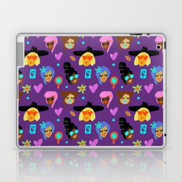 GIRLS PATTERN Laptop & iPad Skin
