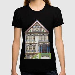 Rainbow House San Francisco T-shirt