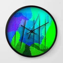 """"""" Any theory is grey, but prosperous green is the tree of life. """" Wall Clock"""