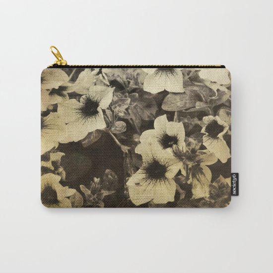 Soul Flowers Carry-All Pouch