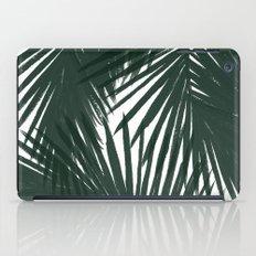 Palms Green iPad Case