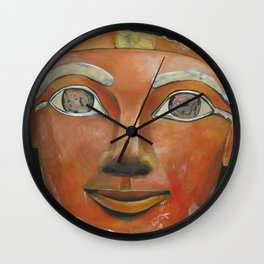Egyption Queen  Wall Clock