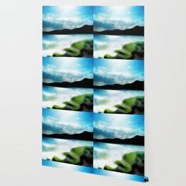 """""""Almeria Beach - Coast of Spain"""" (Cabo de Gata) Wallpaper"""