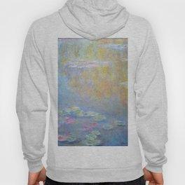 Monet water lilies 1908 Hoody