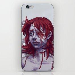 Choking Life Down iPhone Skin