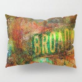 Slice of Broadway Pillow Sham