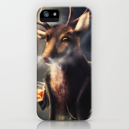 Country Club Collection #2 -  On the Rocks iPhone Case