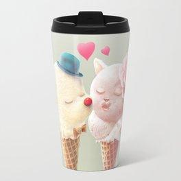 Ice Cream Love Travel Mug