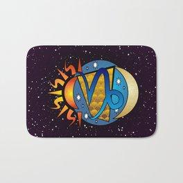 Astrology, Capricorn Bath Mat
