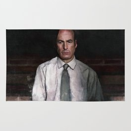 The Encroaching Darkness - Better Call Saul Rug