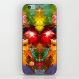 He who see all iPhone Skin