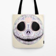 Sugar Skellington 2.0 Tote Bag