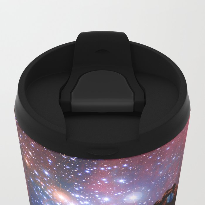 Bubble Bath Metal Travel Mug